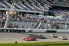 24h Daytona 2021: Aktuelle Starterliste zum 24-Stunden-Rennen