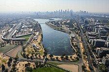 Formel 1, Australien 2021: Neues Melbourne 5 Sekunden schneller