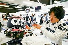 Warum Yuki Tsunoda Red Bulls große Formel-1-Hoffnung ist
