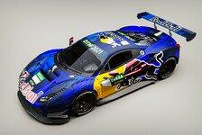 DTM: Red Bull setzt auf AF Corse und GT3-Ferrari