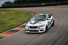DTM-Rahmenserie: BMW M2 Cup startet 2021 mit Goodyear