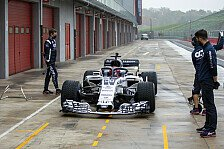 Formel 1: Gasly verpasst AlphaTauri-Testtag wegen Corona