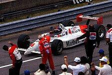 Von Formel 1 zu IndyCar: Fittipaldi, Mansell, Zanardi & Co