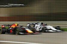 Formel 1, AlphaTauri nimmt kostenlose Red-Bull-Upgrades