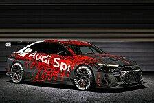 Audi RS 3 LMS 2021: Technische Daten zum neuen TCR-Auto