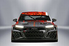 WTCR - Video: Audi RS 3 LMS 2021: Weltpremiere des neuen TCR-Autos im Video