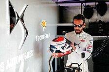 Vergne bei Peugeot: Weiter Formel E - Le Mans hat Priorität
