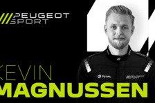 Le Mans statt F1 - Magnussen: Auch 650 PS eine Herausforderung