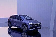 Ein E-Mercedes für die Masse: der neue EQA