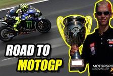 MotoGP - Video: MotoGP: So schafft man es in die Königsklasse