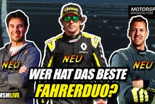 Formel 1 - Video: Formel 1 2021: Wer hat das beste Fahrerduo?