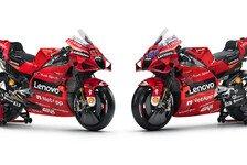 MotoGP 2021: Das ist die neue Ducati von Miller und Bagnaia