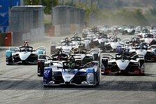 Formel E: Saisonstart in Saudi-Arabien dank Ausnahmeregelung