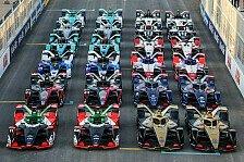 Formel E: Strafzahlungen bei vorzeitigen Hersteller-Ausstiegen