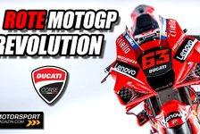 MotoGP - Video: MotoGP-Revolution: Ducati startet in eine neue Ära
