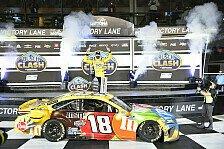 NASCAR 2021: Fotos Clash - Daytona Motor Speedway