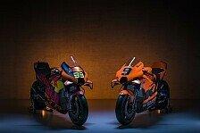 MotoGP: KTM präsentiert neue RC16 von Binder und Oliveira
