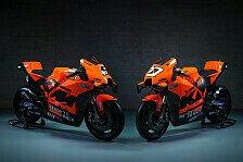 MotoGP: Das ist der neue Look des Tech3-Teams