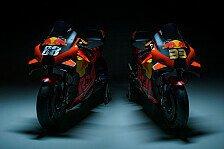 MotoGP: So sieht die neue KTM RC16 von Binder und Oliveira aus