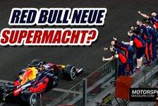 Formel 1 - Video: Red Bull: Zurück zur Formel 1-Supermacht?