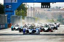 Formel E 2021: Fahrer, Teams, Kalender, TV-Übertragung, Technik
