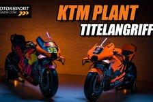 MotoGP - Video: MotoGP: Warum KTM 2021 auf Nummer sicher geht