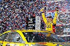 NASCAR 2021 Daytona 500: Michael McDowell gewinnt Saisonauftakt