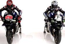 MotoGP: Yamaha präsentiert neues Motorrad und neues Lineup
