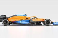 Formel 1 Ticker-Nachlese: McLaren-Mercedes präsentiert Auto