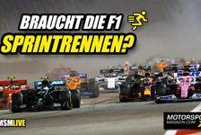 Formel 1 - Video: Sprintrennen in der Formel 1: Gute Idee? Oder totaler Krampf?