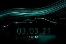 Aston Martin präsentiert Vettels neues Formel-1-Auto am 3. März