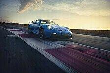 Porsche beweist Rennstreckentauglichkeit des neuen 911 GT3