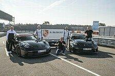 Auto - Video: Porsche 911 GT3 knackt 7-Minuten-Marke auf der Nordschleife