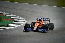Formel 1 - Video: Onboard-Video mit Daniel Ricciardo: Seine erste McLaren-Fahrt