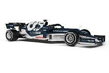 AlphaTauri präsentiert AT02 für die Formel-1-Saison 2021
