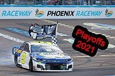 NASCAR 2021 Kansas II: Vorschau zum 8. Playoff-Rennen