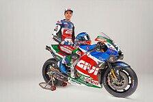 MotoGP: Der neue Look von Alex Marquez und LCR Honda