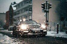 Autopflege im Winter: Darum kann Streusalz schädlich sein