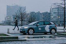 Carsharing: WeShare startet Angebot mit 400 VW ID.3 in Hamburg