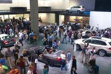 Welche Automessen finden 2021 statt?