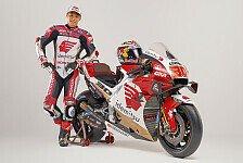 MotoGP: LCR Honda präsentiert neuen Look von Takaaki Nakagami