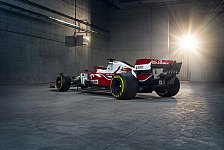Alfa Romeo will keine Ferrari-Teile, nur guten Formel-1-Motor