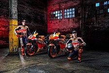 Honda-Präsentation: Comeback von Marc Marquez bleibt offen