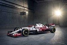 Formel 1 von Sauber bis Alfa: Kimi Räikkönens F1-Autos