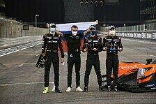 Rene Binder und G-Drive Racing feiern ALMS-Titel in Abu Dhabi