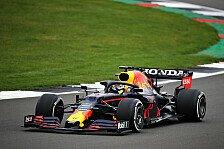 Formel 1 - Video: Sergio Perez' erste Runden im Red-Bull-Boliden