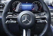 Mercedes C-Klasse (2021): Eine geschrumpfte S-Klasse