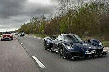 Aston Martin verklagt Unternehmen wegen Valkyrie-Zahlungen