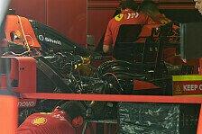 Formel 1 Sotschi: Ferrari zündet Motor-Update, Leclerc bestraft