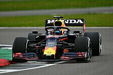 Red Bull RB16B: Perez euphorisch, Verstappen tritt auf Bremse